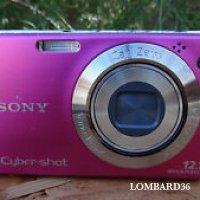 Sony Cuber-shot DSC-W220